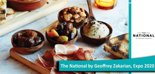 The National by Geoffrey Zakarian at Expo 2020, Dubai